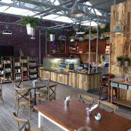 Stylish new cafe haven